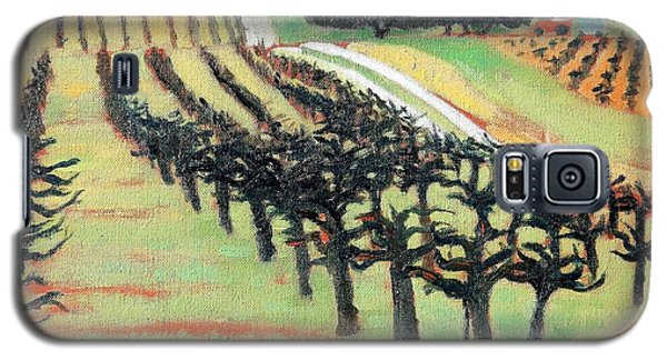 Between Crops Galaxy S5 Case by Gary Coleman