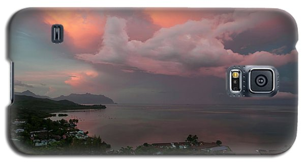 Between Rainstorms Galaxy S5 Case