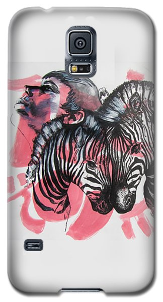 Between Stripes Galaxy S5 Case