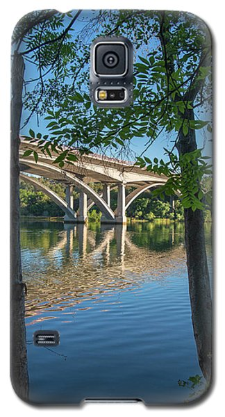 Between The Trees Galaxy S5 Case
