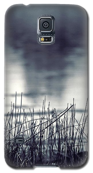 Galaxy S5 Case featuring the photograph Between The Waters by Trish Mistric
