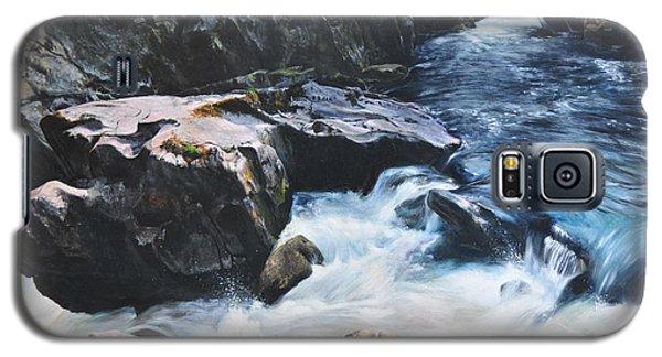 Betws-y-coed Waterfall Galaxy S5 Case