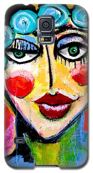 Beulah - Vivid Vixen 2 Galaxy S5 Case