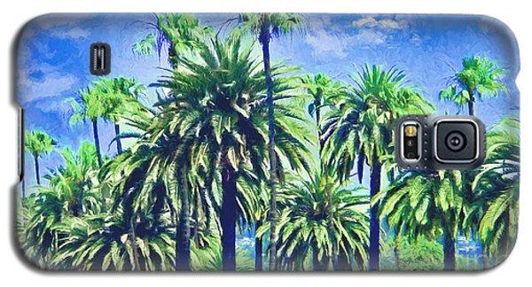 Beverly Hills Palms Galaxy S5 Case