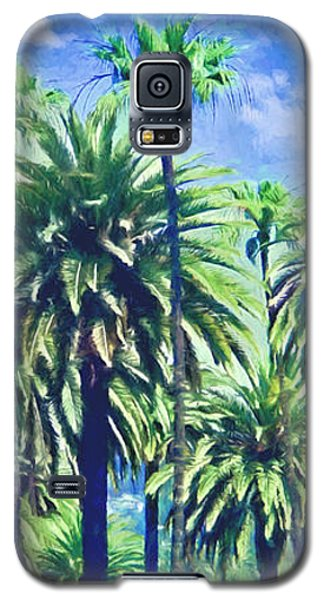Beverly Hills Palms Galaxy S5 Case