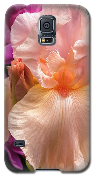 Beverly Sills Iris Galaxy S5 Case