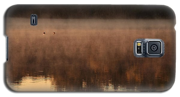 Galaxy S5 Case featuring the photograph Bev's Retreat by Tamyra Ayles