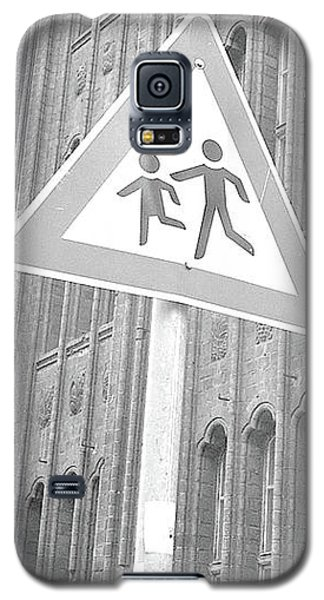 Beware Of The Children Galaxy S5 Case