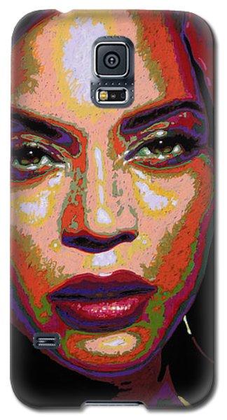 Beyonce Galaxy S5 Case by Maria Arango