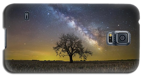 Galaxy S5 Case featuring the photograph Beyond by Aaron J Groen