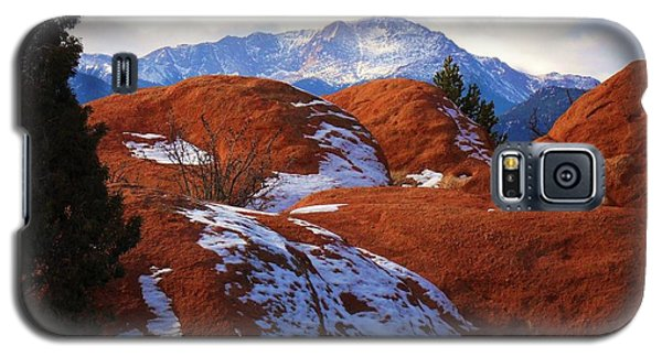 Beyond The Red Galaxy S5 Case by Clarice  Lakota