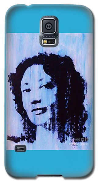 Bharati Mukherjee Galaxy S5 Case