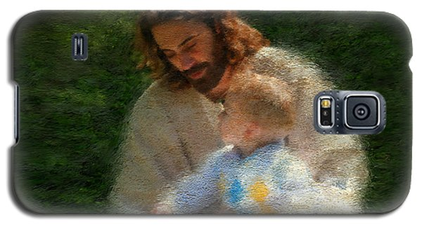 Religious Galaxy S5 Case - Bible Stories by Greg Olsen