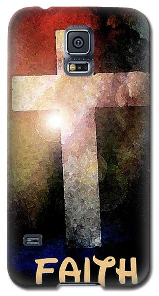 Biblical-faith Galaxy S5 Case by Terry Banderas