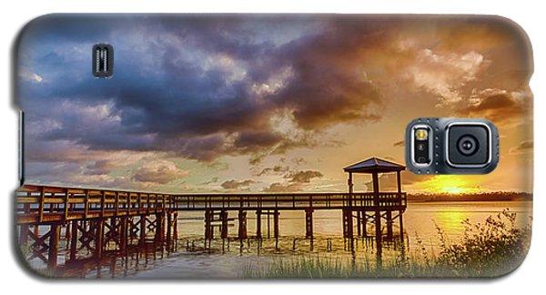 Bicentennial Sunset Galaxy S5 Case