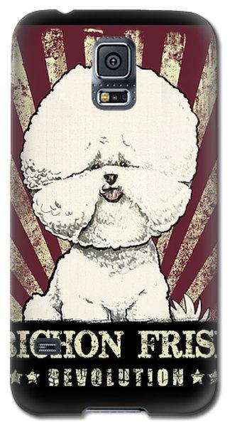 Bichon Frise Revolution Galaxy S5 Case