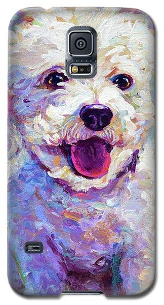 Bichon Frise Galaxy S5 Case