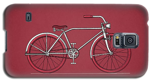 Bicycle Galaxy S5 Case - Bicycle 1935 by Mark Rogan