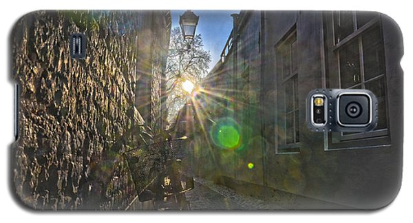 Bicycle Alley Galaxy S5 Case by Frans Blok
