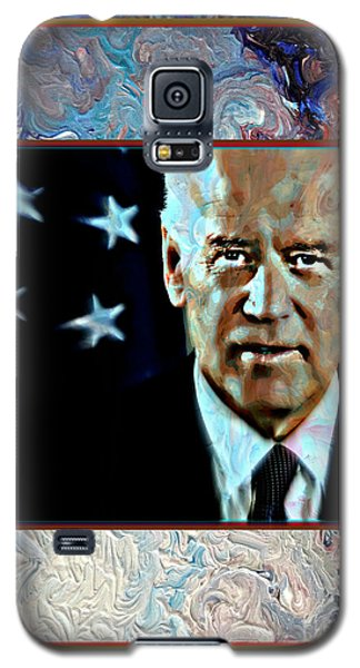 Biden Galaxy S5 Case by Wbk