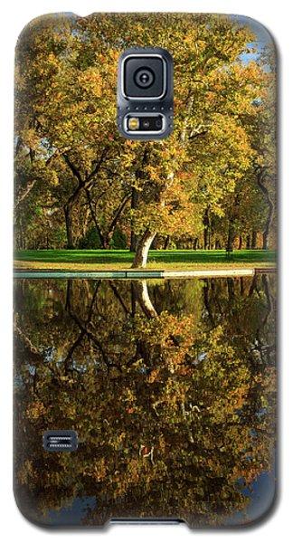 Bidwell Park Reflections Galaxy S5 Case