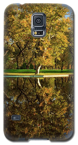 Bidwell Park Reflections Galaxy S5 Case