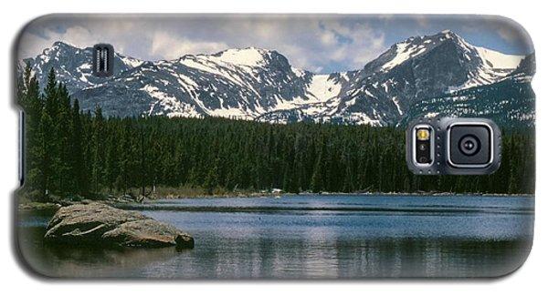 Bierstadt Lake Hallett And Otis Peaks Rocky  Mountain National Park Galaxy S5 Case