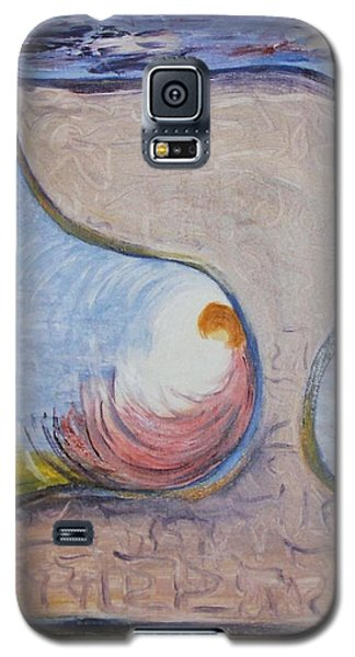Biet - Meditation In Oil Galaxy S5 Case