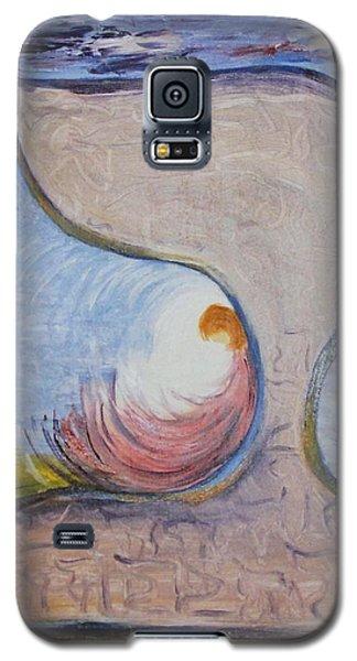 Biet - Meditation In Oil Galaxy S5 Case