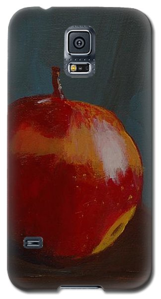 Galaxy S5 Case featuring the photograph Big Apple by Russell Smidt