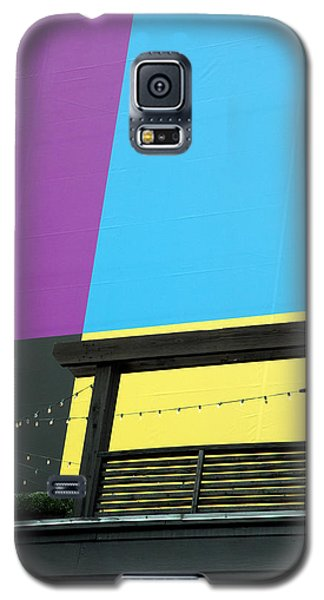 Big Backdrop Galaxy S5 Case