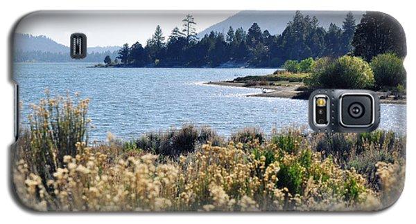 Big Bear Lake Shoreline Galaxy S5 Case by Kyle Hanson
