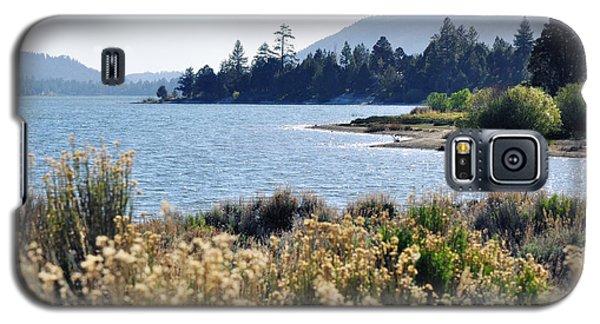 Big Bear Lake Shoreline Galaxy S5 Case