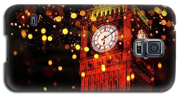 Big Ben Aglow Galaxy S5 Case