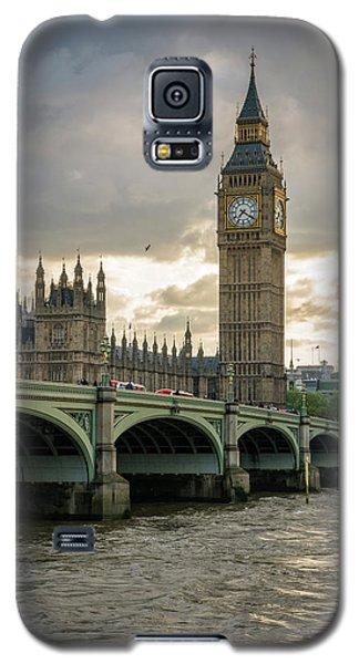 Big Ben At Sunset Galaxy S5 Case