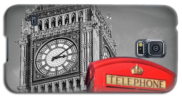 Galaxy S5 Case featuring the photograph Big Ben by Delphimages Photo Creations