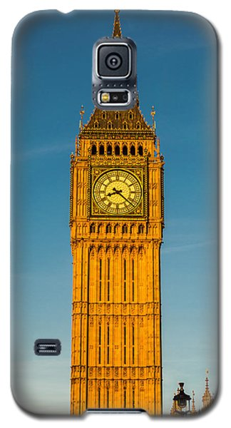 Big Ben Tower Golden Hour London Galaxy S5 Case