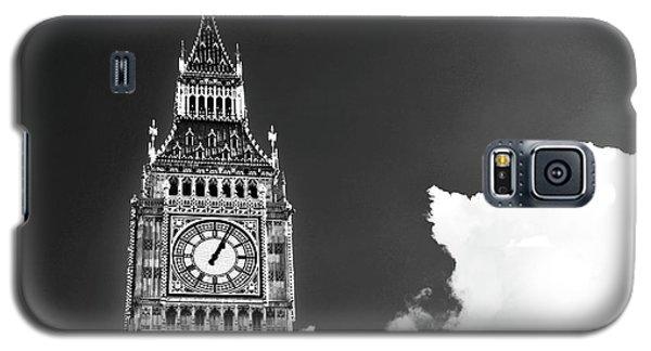Big Ben With Cloud Galaxy S5 Case