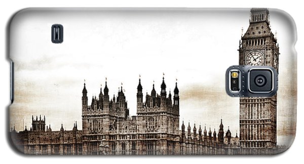 Big Bend And The Palace Of Westminster Galaxy S5 Case
