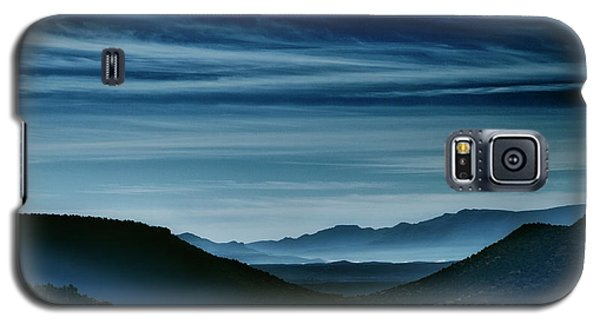 Big Bend At Dusk Galaxy S5 Case