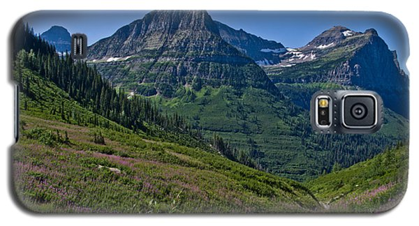 Big Bend, Glacier National Park Galaxy S5 Case