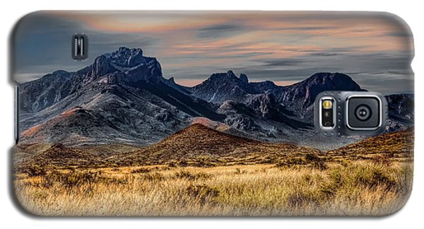 Big Bend Hill Tops Galaxy S5 Case