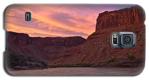Big Bend, Utah Galaxy S5 Case