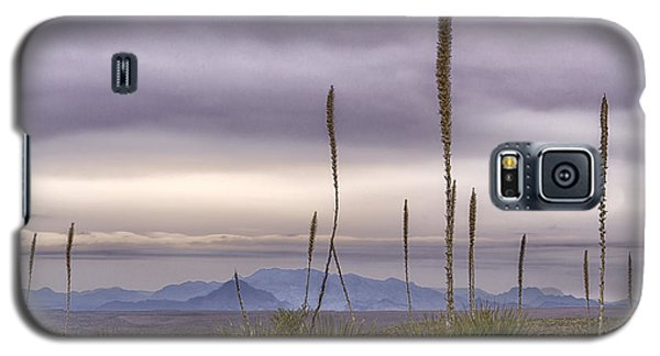 Galaxy S5 Case featuring the photograph Big Bend Vista by Wendell Thompson