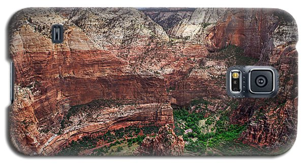 Big Bend Zion National Park Galaxy S5 Case