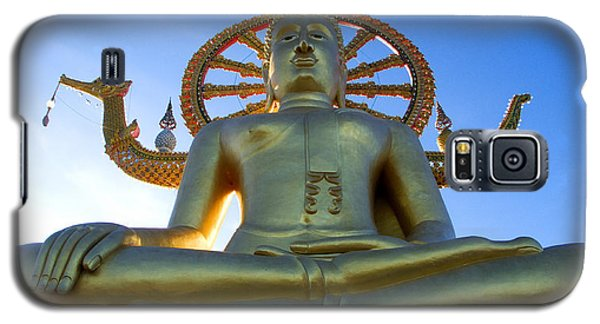 Big Buddha At Koh Samui Galaxy S5 Case