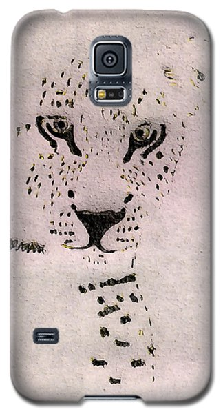 Big Cat Galaxy S5 Case