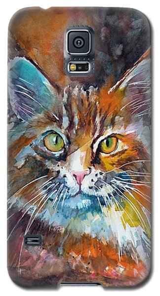 Big Cat Galaxy S5 Case