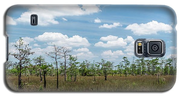 Galaxy S5 Case featuring the photograph Big Cypress Marshes by Jon Glaser