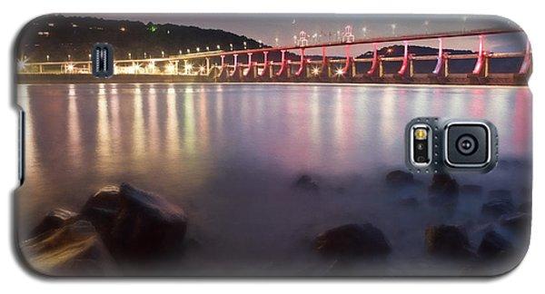 Big Dam Bridge Galaxy S5 Case